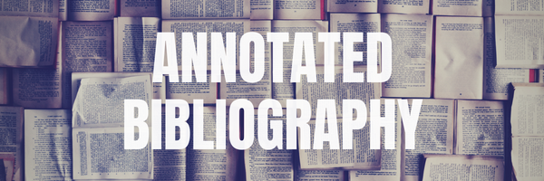 annotated bibliography link